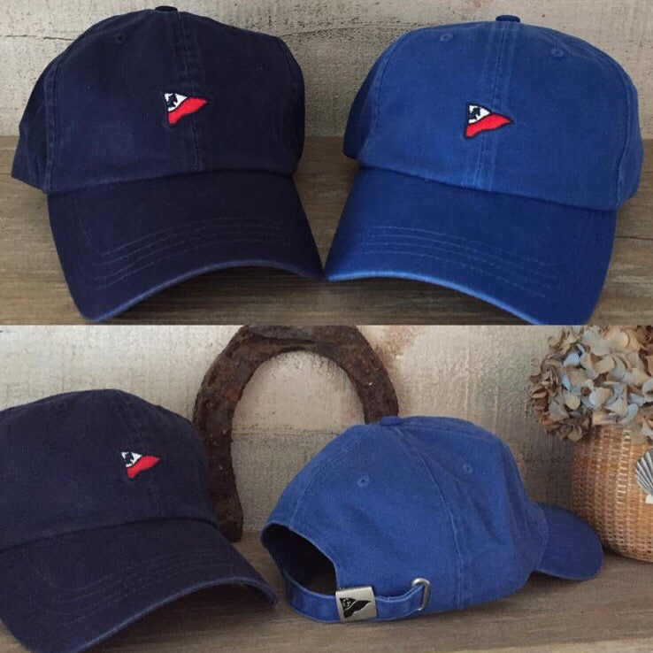 Cape Equestrian Blue or Red hat