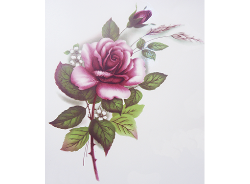 Rose Mauve Flowers Item # 1006