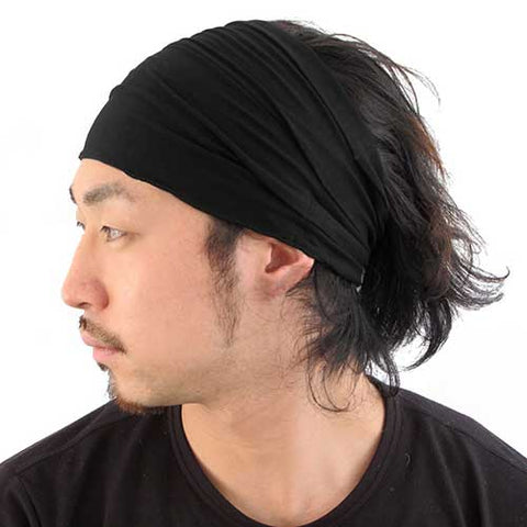 workout headbands men women unisex work outs head bands casualbox charm high quality viscose rayon designed made in japan