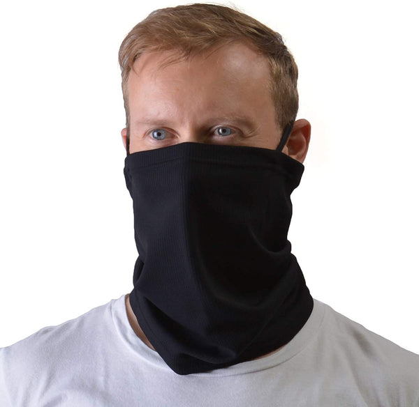Neck Gaiter Non Slip Running Accessory - Summer Headband Face Cover