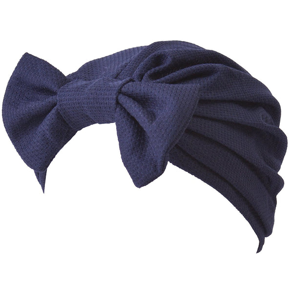 Fashion Turban with oversized bow