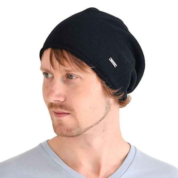 Seamless Organic Cotton Beanie