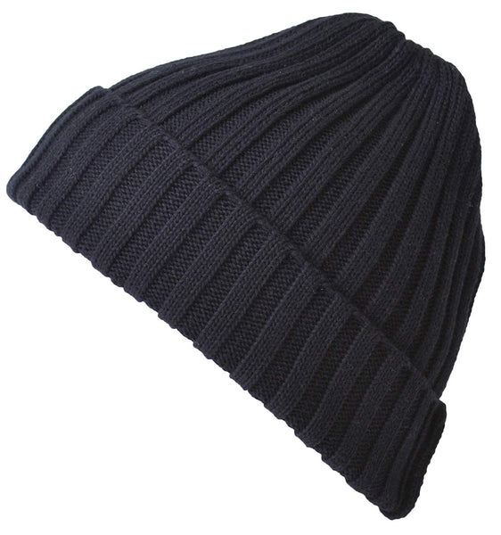 100% Fishermans Beanie for Men and Women