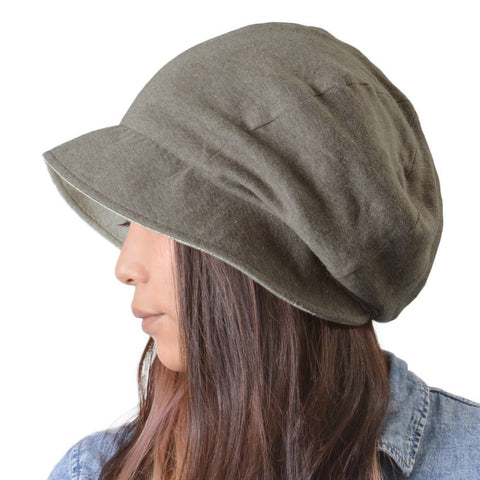 The Nopo - Organic Cotton Sun Hat - Casualbox Japan - 1