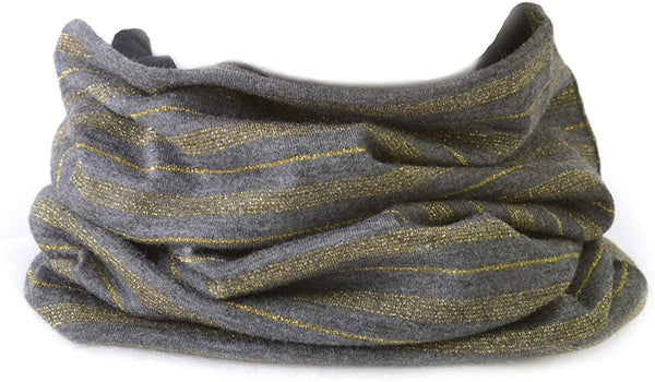 Neck gaiter, head wrap, hair wrap, snood