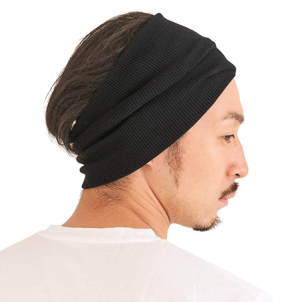 Wide Headband for Men & Women 100% Cotton