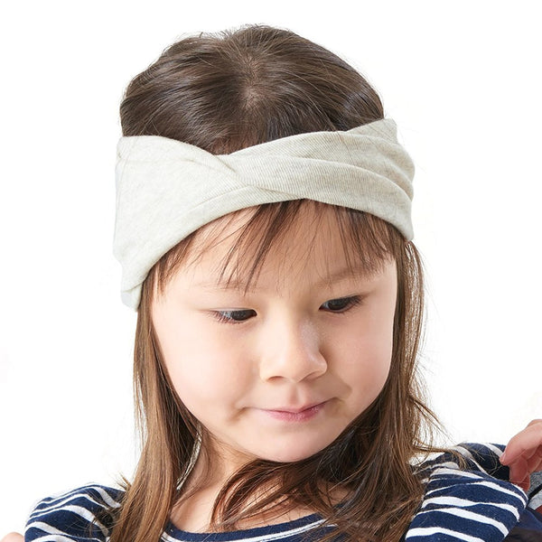 kids organic cotton headband