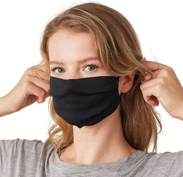 CHARM Sports Cupra Face Mask Black