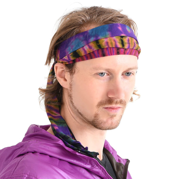 9ed3e57aa3ac The Tassle Tie-Dye Festival Headband · More Colors Available.  13.99.  Casualbox Japan Tie-dye Tie-die Tye-Dye Headband Hairband Bandana Marble  Pattern