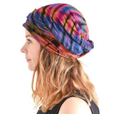 Japanese Tie-dye Yoga Headband