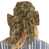 Long Boho Womens Ribbon Bandana Head Wrap