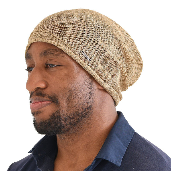 Linen Beanie Made in Japan