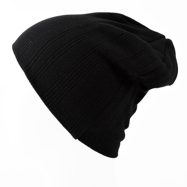 Casualbox Japan Sports Beanie Thermal Unisex Baggy Slouch All Season Winter Summer Fall Autumn Spring Cooling Cool Gender Neutral Mens Womens Ladies Lady Women's Men's Black