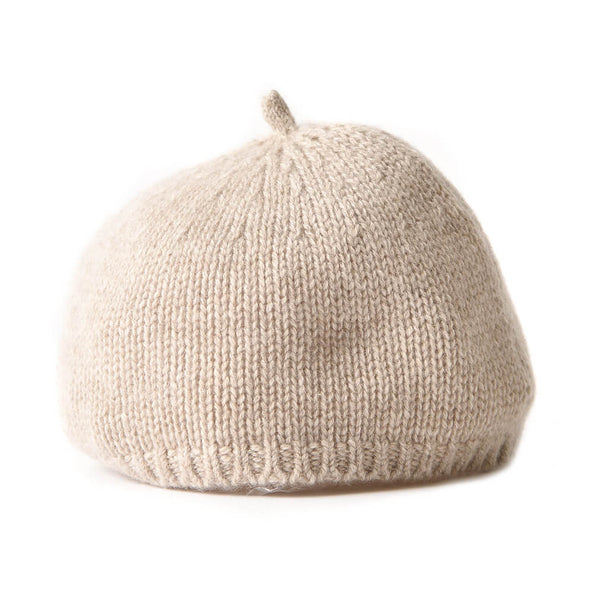 The 100% Cashmere Acorn Baby Beanie - Casualbox Japan 1171d84ee12