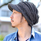 Large Size Cotton Summer Hat