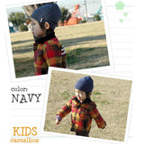 Kids Organic Cotton Beanie