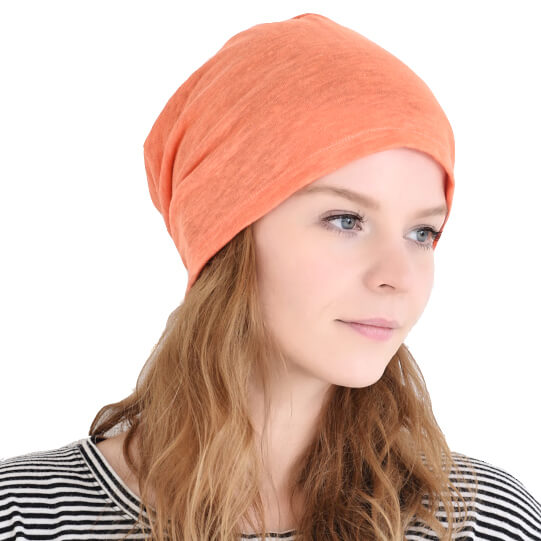 4f83a8017c223 Slouchy Beanie - Linen Beanie Hat - The Wind