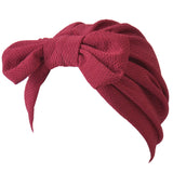 The 40s Chic Ribbon Fashion Turban