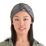 The Metallic Three Wishes Turban Hat
