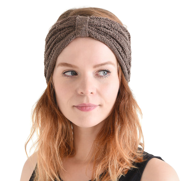 100% Cotton Mesh Headband
