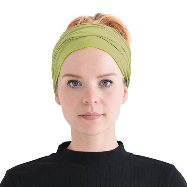 The Viscose Bandana Headband - 24 Colors
