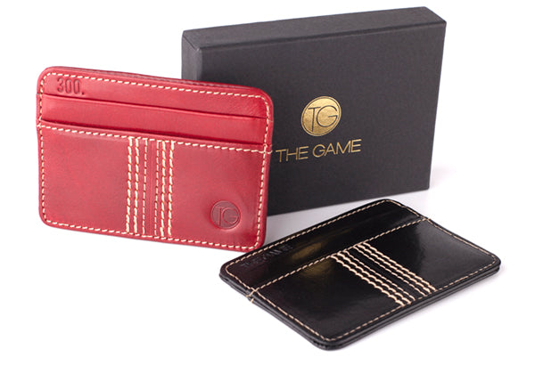 Leather Travel card Wallet Presents for men