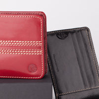 Premium italian leather mens wallets Australia UK