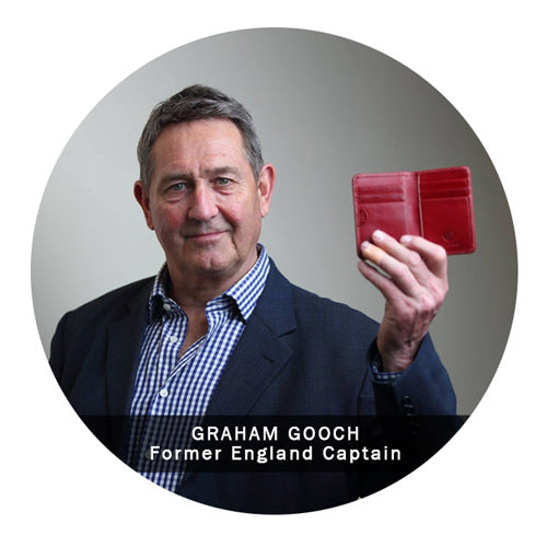 Supported by Graham Gooch England Cricket Captain