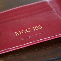 personalised initials embossed debossed monogrammed wallet personalised gifts for dad