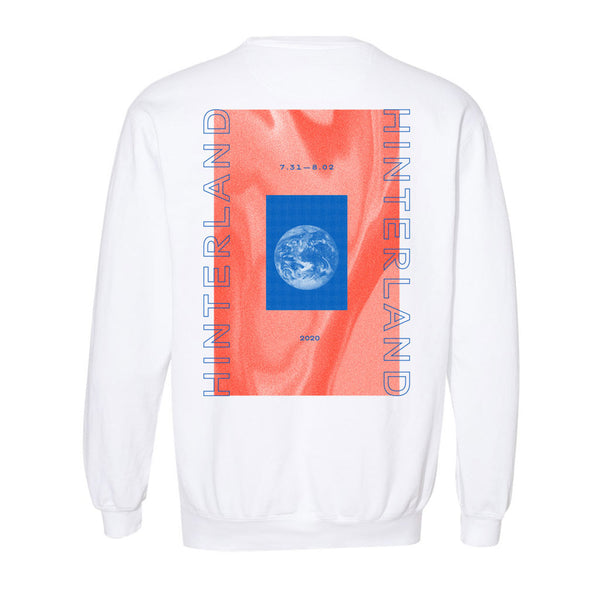 """World 2020"" Crewneck Sweatshirt"