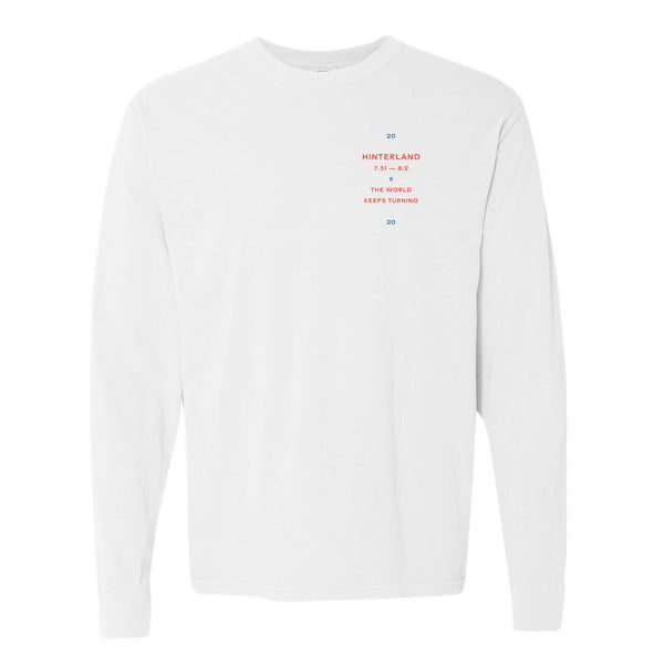 """World 2020"" Long-sleeved Tee"
