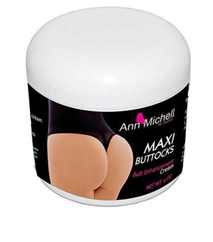 Maxi Buttocks- Enhancement Cream