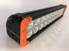 "ZLB-20XSO - 20"" ""ZOMBIE SINNER ORANGE"" LED Lightbar - includes FREE Harness & Shipping"