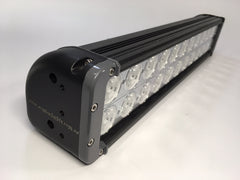 "ZLB-20XSG - 20"" ""ZOMBIE STORM GREY"" LED Lightbar - includes FREE Harness & Shipping"