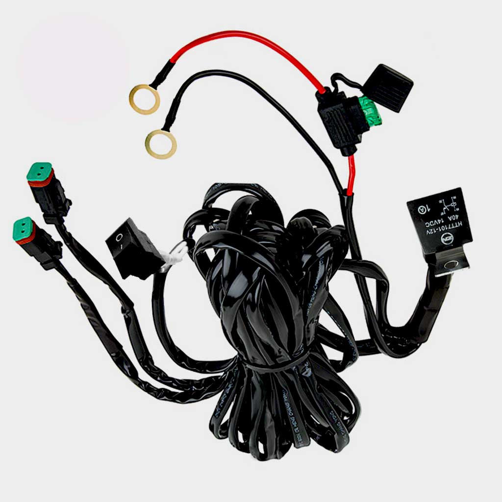 ZH1 (Driving Light Harness) $39 – Zombie Lights