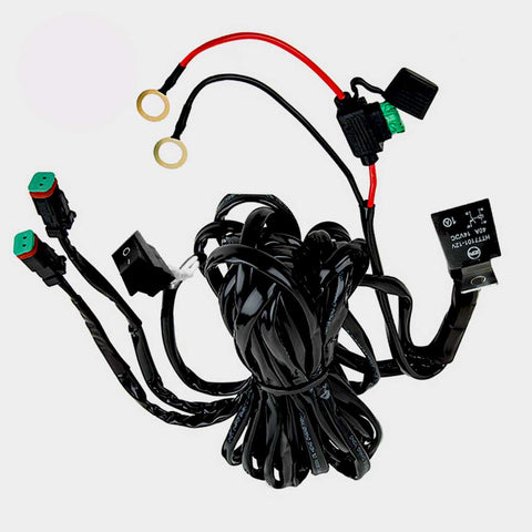 ZH1 - Driving Light Harness includes FREE Shipping