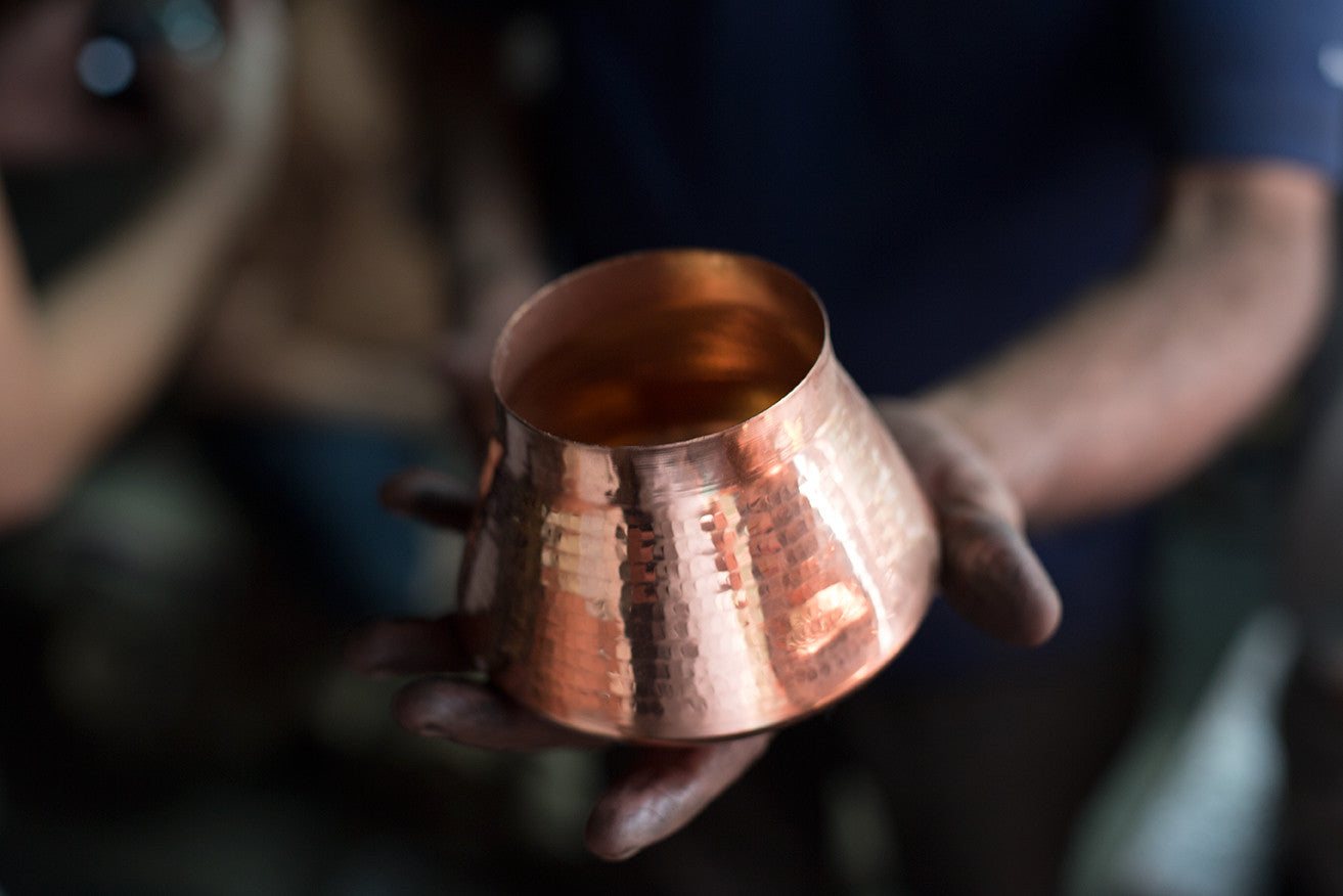 Copper Handmade in India