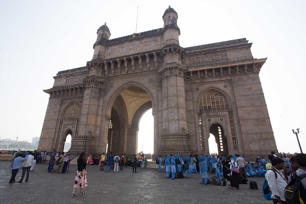 Mumbai Gate Of India