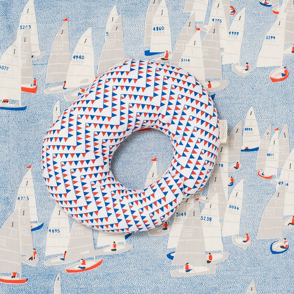 Baby Pillow Safomasi Ferry Flag Regatta