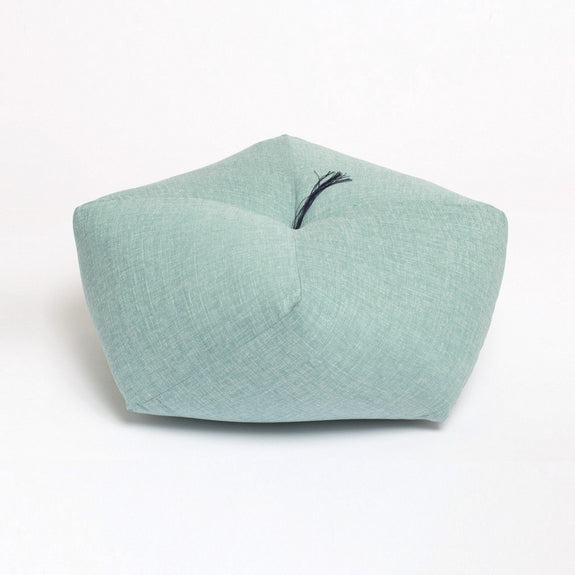 Takaokaya Ojami Cushion - Sea Mist Cotton