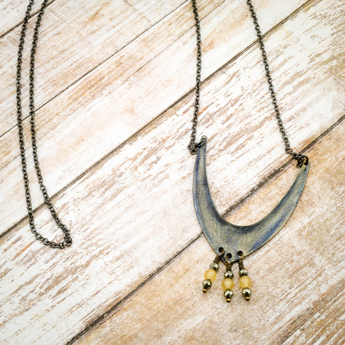 Arrow Tribal Necklace