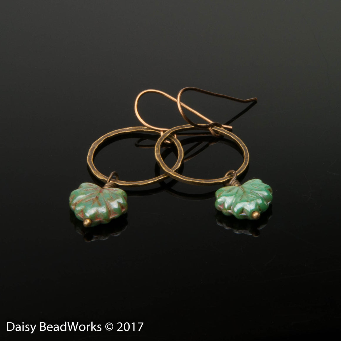 Ever Green Earrings
