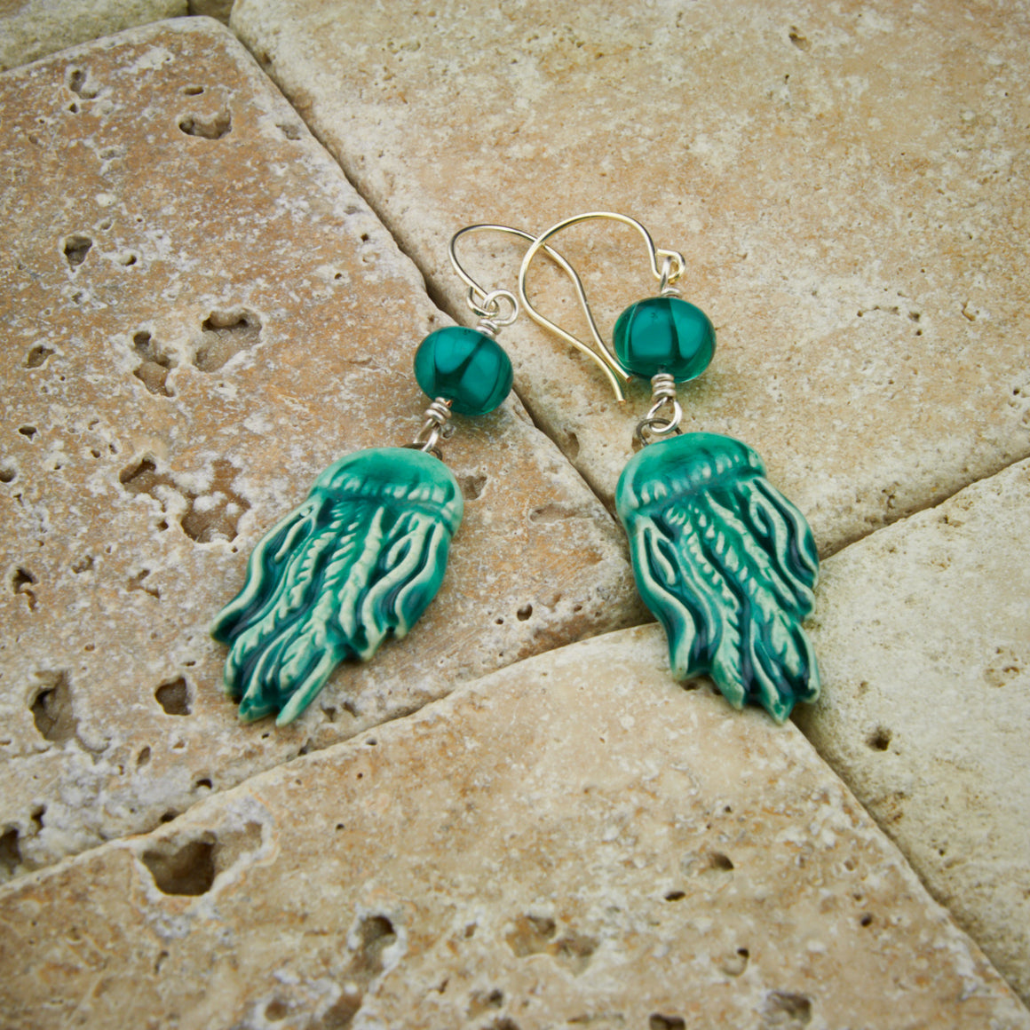Jammin' Jellyfish Earrings