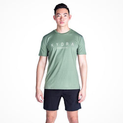 Olive Essential Tee [M & L]