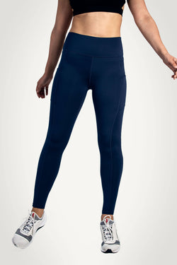 0819 KYDRA - Navy Movement Leggings 4
