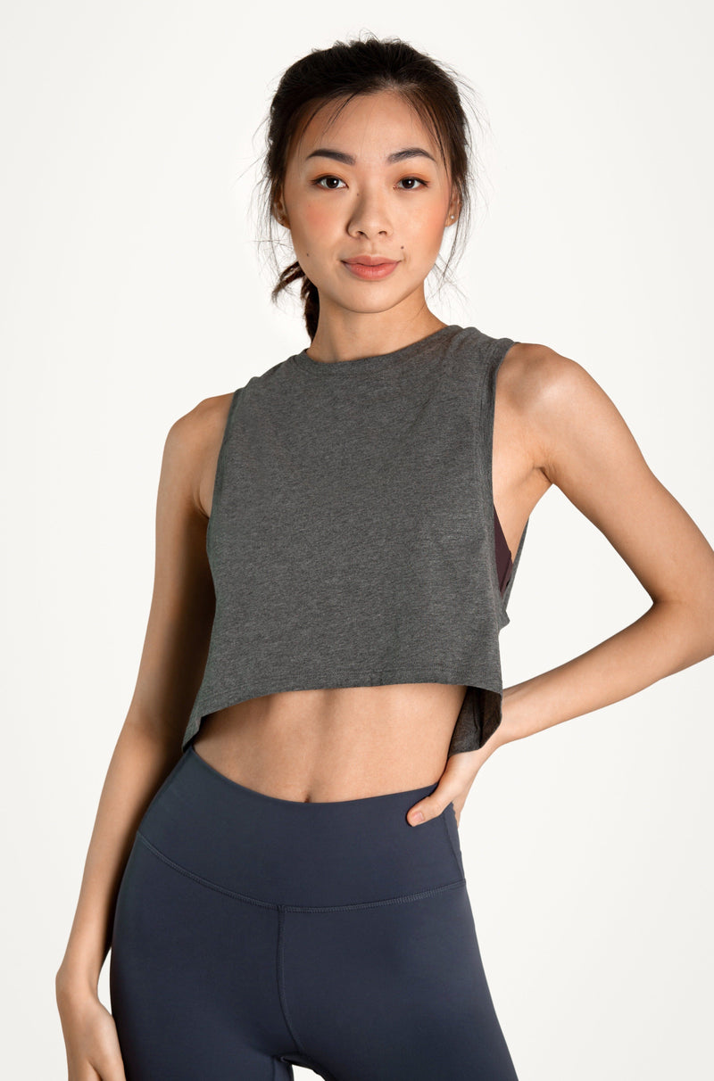 Swift Crop Tank