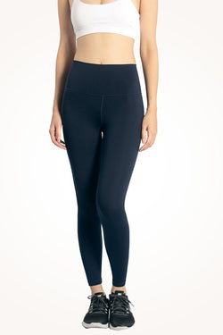 Navy Flow Leggings