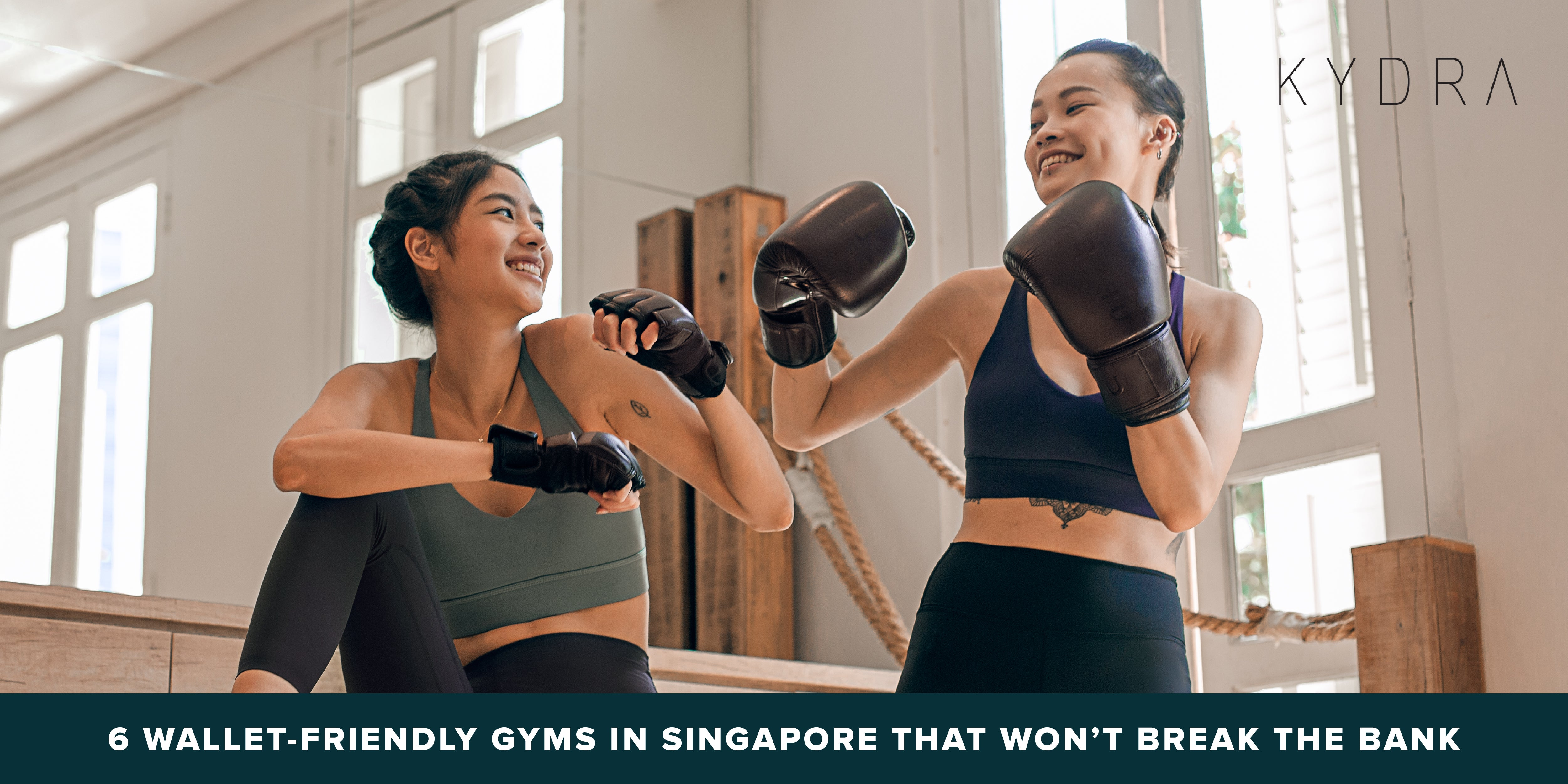 6 Wallet-Friendly Gyms In Singapore That Won't Break The Bank