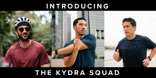 Introducing The Kydra Squad