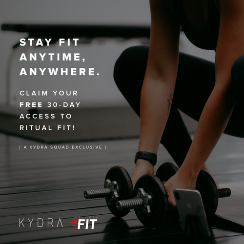30-day Ritual Fit Free Trial